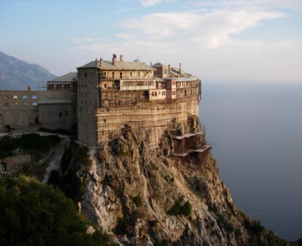 athos-mountain