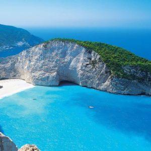 Zakynthos Excursions - Navagio Beach