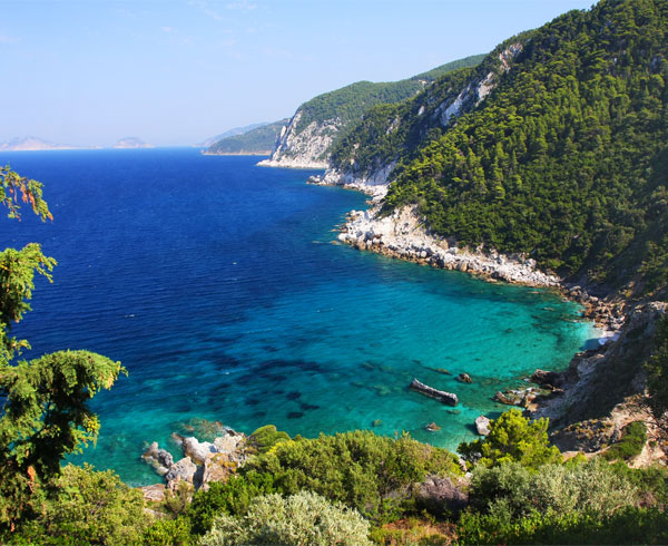 Skopelos Excursions and Transfer By Prima Holidays